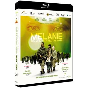 Melanie. The Girl With All the Gifts - Blu-Ray