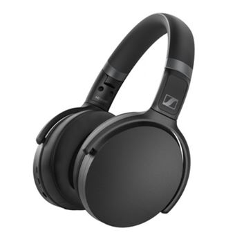Auriculares Noise Cancelling Sennheiser HD 450 Negro
