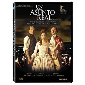 Un asunto real - DVD