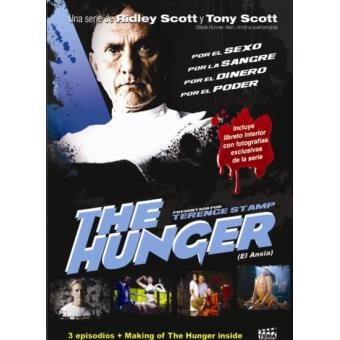 Pack The Hunger (1ª Temporada - Volumen 1) - DVD