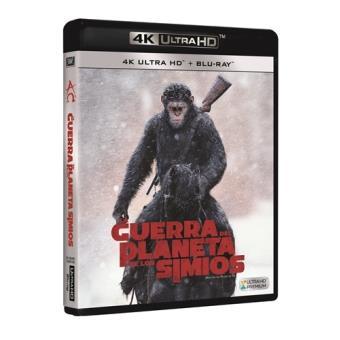 La guerra del planeta de los simios - UHD + Blu-Ray