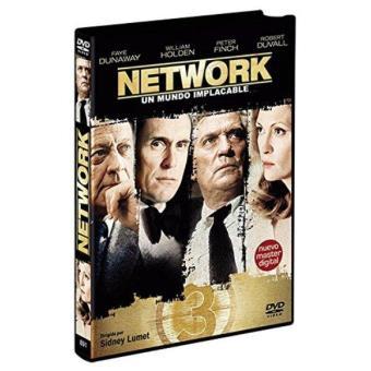 Network. Un munco implacable - DVD