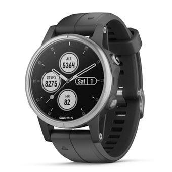 Smartwatch Garmin Fenix 5S Plus Negro