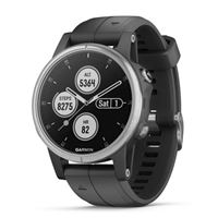 Smartwatch Garmin Fenix 5S Plus Negro