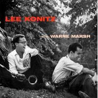Lee Konitz With Warne Marsh - Vinilo