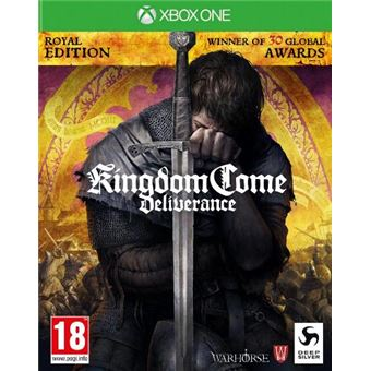 Kingdom Come Deliverance - Ed Royal - Xbox One