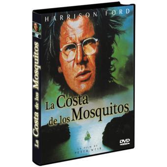 La costa de los mosquitos - DVD