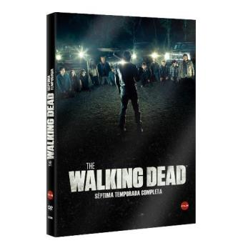 The Walking Dead  Temporada 7 - DVD