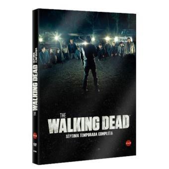 The Walking Dead - Temporada 7 - DVD