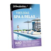Caja regalo Wonderbox Tres días spa & relax