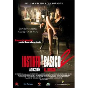 Instinto básico 2: Adicción al riesgo - DVD