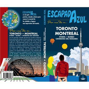 Toronto y Montreal - Escapada azul