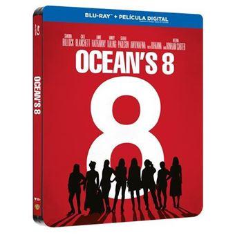 Ocean's 8 - Steelbook Blu-Ray