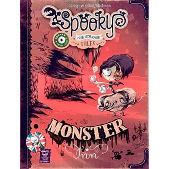 Monster Inn: Spooky & The Strange Tales
