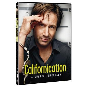 Pack Californication (4ª Temporada) - DVD