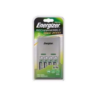 Energizer MaxiCharger +4AA 2000