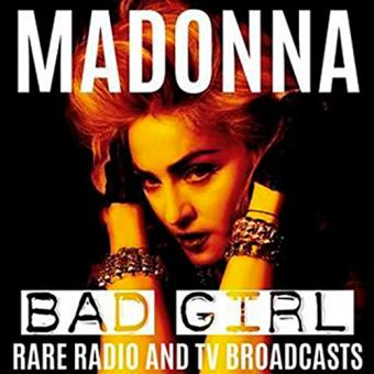 Bad Girl. Rare Radio and TV Broadcasts - Vinilo
