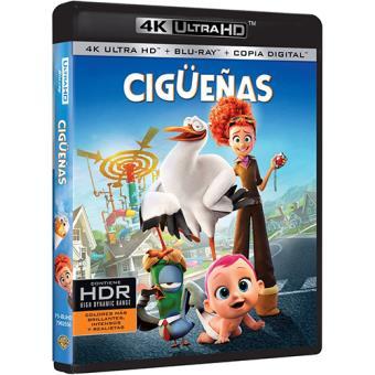 Cigüeñas - UHD + Blu-Ray