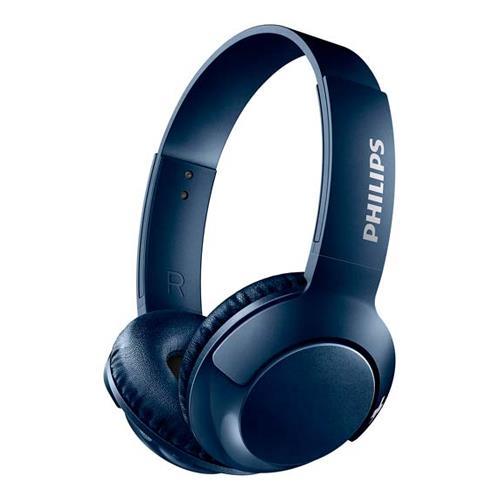 Auriculares Bluetooth Philips SHB3075 Azul