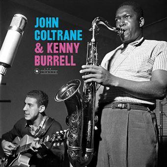John Coltrane And Kenny Burrell - Vinilo