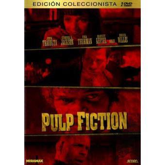 Pulp Fiction (Ed. coleccionista) - DVD