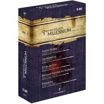 Pack Generación Millenium - DVD