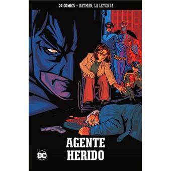 Batman la leyenda nº 25 Agente herido
