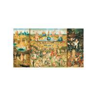 Puzzle El Jardin de las Delicias 9000