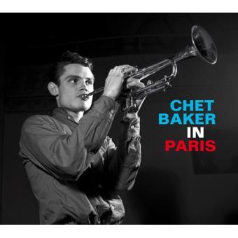 Complete Chet Baker in Paris (3 CD)