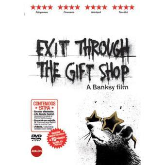 Exit Through The Gift Shop V.O.S. - Exclusiva Fnac - DVD