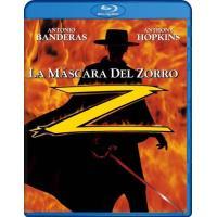 La máscara del Zorro - Blu-Ray