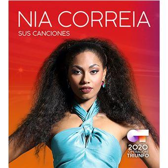 OT 2020: Nia Correia. Sus canciones