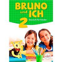 Bruno und Ich 2 - Libro de curso + MP3