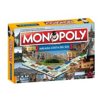 Monopoly Málaga Costa Del Sol