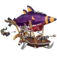 Mega Blocks Zeppelin Goblin World of Warcraft