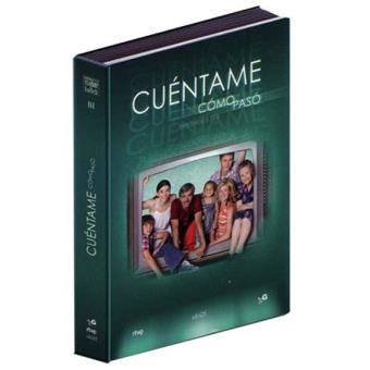 Cuéntame cómo pasóCuéntame cómo pasó - Temporadas 6 7 y 8 + Libro - DVD