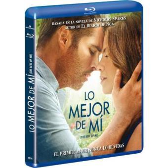 Lo mejor de mí - Blu-Ray