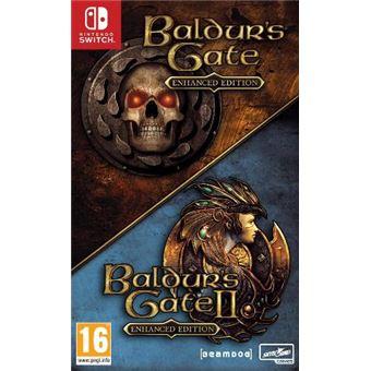 Baldur's Gate Enhanced Edition - Nintendo Switch