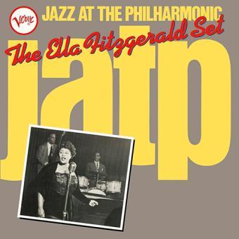 Jazz at the Philharmonic: The Ella Fitzgerald Set - 2 vinilos