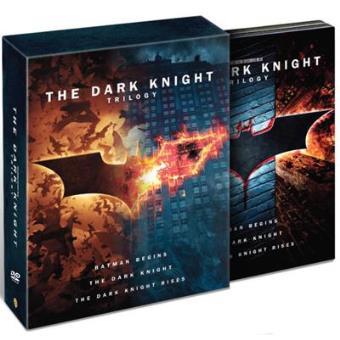 Pack El Caballero Oscuro: Trilogía - DVD