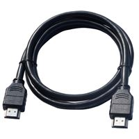 Cable de audio y video digital Temium HDMI Macho-Macho 1,2 m