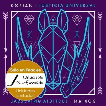 Justicia universal - Vinilo - Disco Firmado