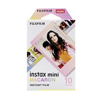 Papel Fujifilm Macaron para Instax Mini