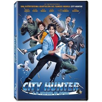 City Hunter y el perfume de Cupido - DVD
