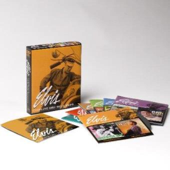 Elvis Presley: Complete 1956-1962 Albums - Exclusiva Fnac