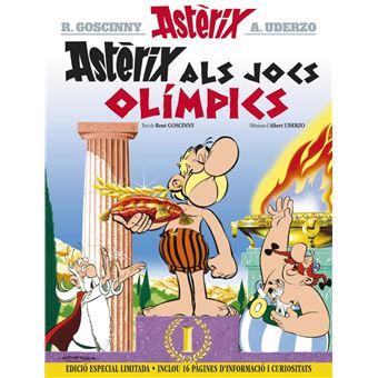 Astèrix Nº 12 al jocs olimpics