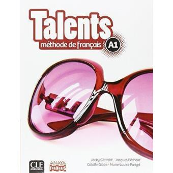 Talents Fle: Livre de l'eleve A1