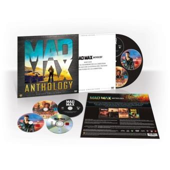 Pack Mad Max (Ed. Limitada Vintage) - Exclusiva Fnac - DVD
