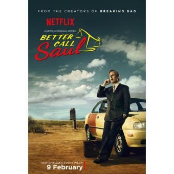 Pack Better Call Saul  Temporada 1 - DVD