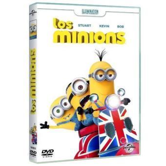 Los Minions (Ed. 2017) - DVD